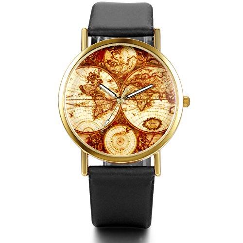 jewelrywe-rotondo-dial-fascia-world-map-orologio-da-polso-al-quarzo-cinturino-pelle-nero