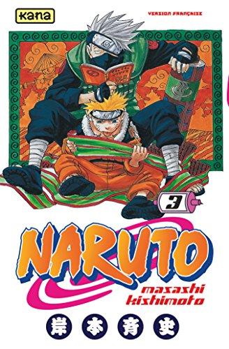 Naruto, tome 3 par Masashi Kishimoto