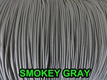 Amazing Drapery Hardware 100 Pieds 1,4 mm Smokey Gris Professional tressée Lift Cord/Stores et Nuances