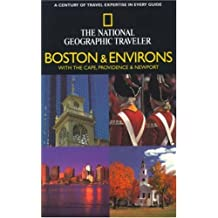 National Geographic Traveler: Boston and Environs by Kathy Arnold (2001-03-01)