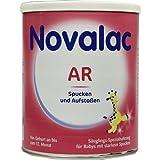 NOVALAC AR Nahr.b.stärk.Spucken Aufst.0-12 M. 400 g Pulver