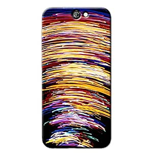 LIGHT EFFECTS BACK COVER FOR HTC ONE A9