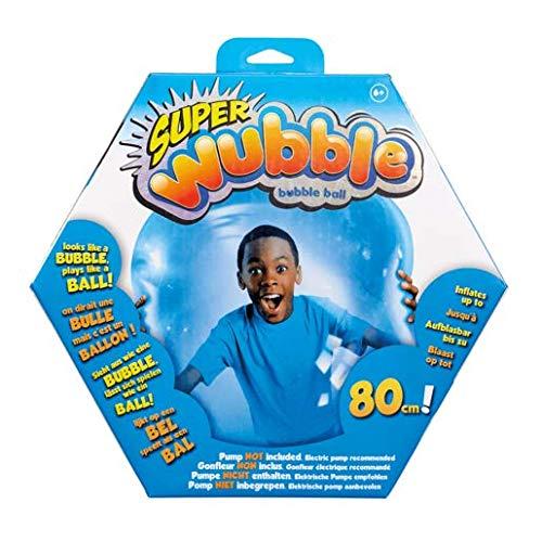 Vivid - Wubble Bubble Ball - Aufblasbarer Ball - Blau 80 cm