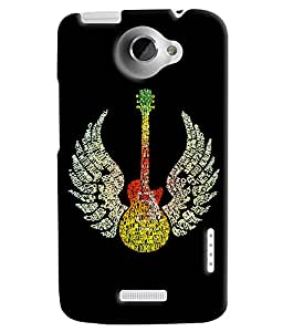 Expert Deal Best Quality 3D Printed Hard Designer Back Cover For HTC One X