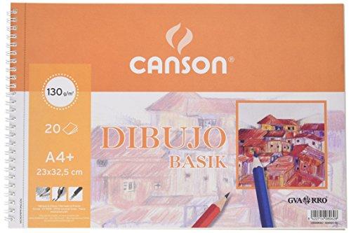 Canson 408062 - Bloc de dibujo