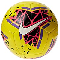 Nike Unisex Adult Ptch Ball - Yellow, 5