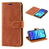 Mulbess Huawei Honor 10 Lite Case Wallet, Leather Flip