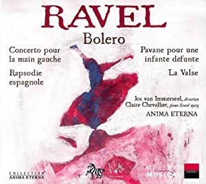 Bolero & Pavane pour une infante defunte & Klavierkonzert für die linke Hand