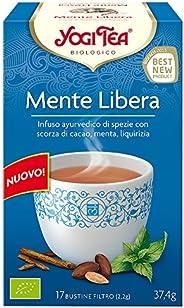 Yogi Tea Mente Libera - 17 Filtri [37,4 gr]