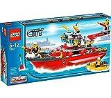 LEGO City 7207 - Feuerwehrschiff - LEGO