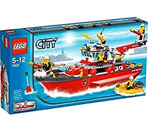 LEGO City 7207 Fire Boat