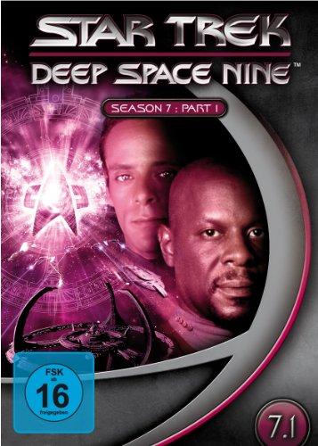 Star Trek - Deep Space Nine/Season 7.1 (3 DVDs)