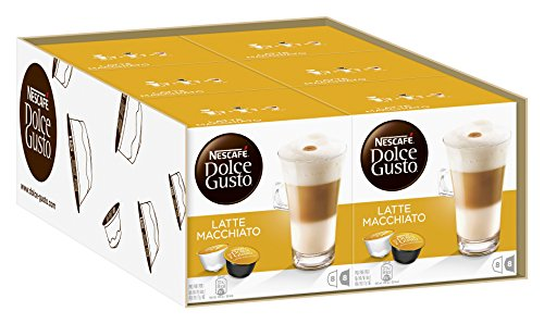 A photograph of Nescafé Dolce Gusto Latte