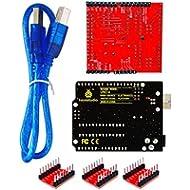 CNC-kit / CNC-Schild V4.0 + Nano Board 3.0+ A4988 Treiber / GRBL Kompatibel