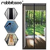 Rabbitgoo® Sommer Insektenschutz Magnetisch Bildschirm Abschirmung Tür Anti-Moskito Netz Türvorhang