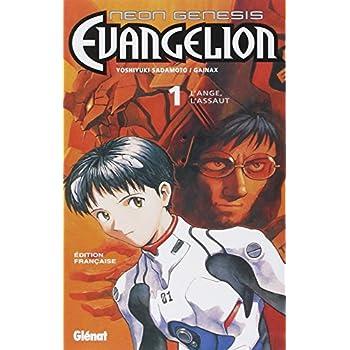Neon Genesis Evangelion, Tome 1 : L'ange, l'assaut