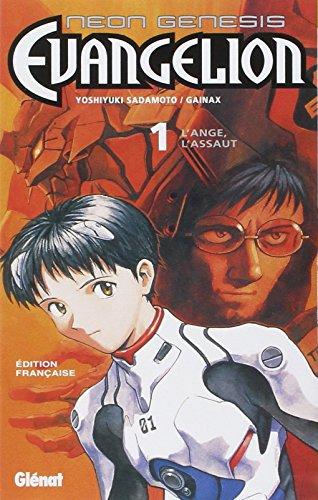 Evangelion - Neon genesis Vol.1 par SADAMOTO Yoshiyuki