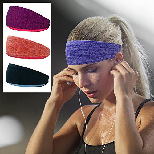 Thick Elastic Football Hair Headbands Multi Style Headband For Sports Fashion Indoor And Outdoor Unisex Comfortable Sweat Hairband Cycling Runing Yoga Workout Exercise Performance Stretch Moisture Wicking Womens Running Headwrap Nonslip Sweatband