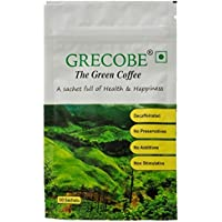 FENFURO Grecobe Green Coffee Sachets - Pack of 10