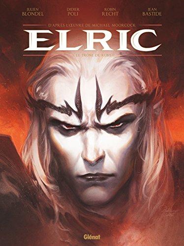 Elric - Tome 01 - Edition spéciale: Le Trône de rubis