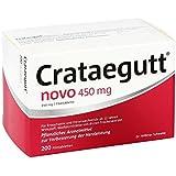 Crataegutt novo 450 mg Tabletten, 200 St.