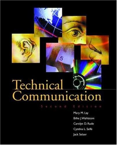 Technical Communications PDF Books