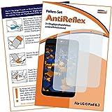 2x mumbi Displayschutzfolie LG G Pad 8.3 Schutzfolie AntiReflex matt