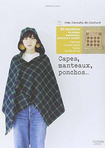 Capes, manteaux, ponchos. par Yoshiko Tsukiori