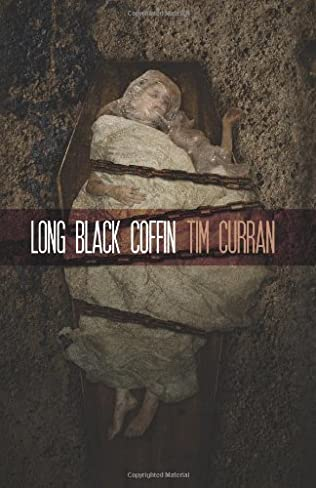 book cover of Long Black Coffin