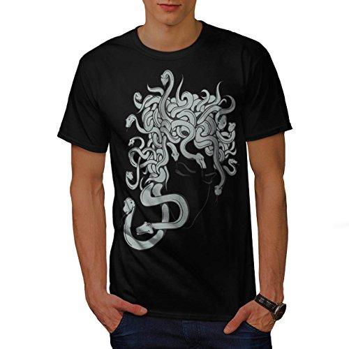 nst Fantasie Angst Faktor Herren S T-shirt | Wellcoda (Faktor Angst-spiele Für Halloween)