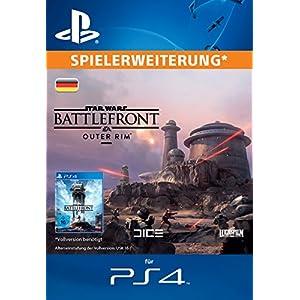 Star Wars Battlefront: Outer Rim [Spielerweiterung] [PS4 PSN Code – deutsches Konto]