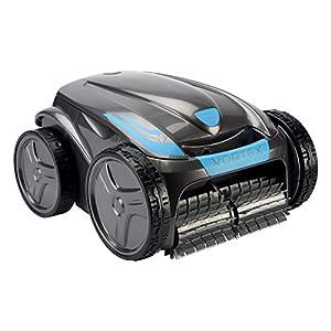 Zodiac Robot Automatico per Piscina Vortex OV 3480, Solo Fondo e Fondo/Pareti/Linea d'acqua, Rivestimento in Liner/Poliestere/Cemento, WR000147