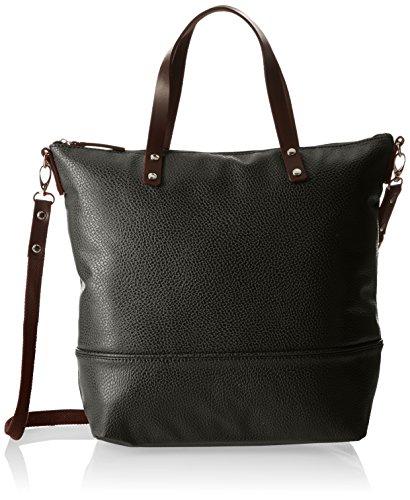paquetage-cj-bolso-de-tela-para-mujer-negro-noir-001-noir-taille-unique