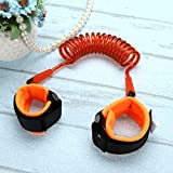 #5: Shopping Tadka Baby Child Anti Lost Safety Wrist Link Harness Strap Rope Leash Walking Hand Belt for Toddlers, Kids