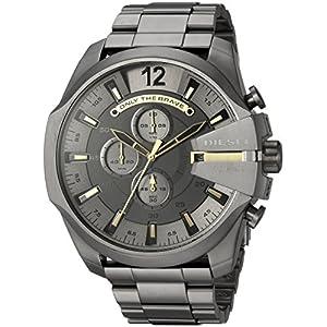 Diesel Analog Grey Dial Men's Watch-DZ4466