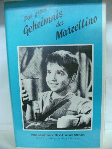Preisvergleich Produktbild Das große Geheimnis des Marcellino  ~ Marcellino Brot und Wein