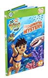 1 X LeapFrog Tag Book: Go Diego Go! Underwater Mystery (Works with LeapReader)