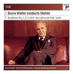 Bruno Walter conducts Mahler