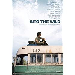 empireposter - Into the wild - One Sheet Emile Hirsch - Größe (cm), ca. 70x100 - Poster, NEU - Beschreibung: - Filmposter Kino Movie XXL-Poster Into the wild by Sean Penn -