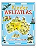 Kinder Weltatlas: Länder - Tiere - Kontinente -