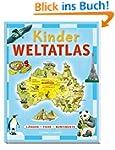Kinder Weltatlas: Länder - Tiere - Ko...