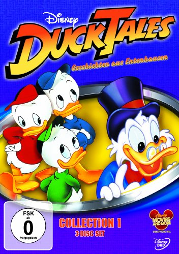 Ducktales: Geschichten aus Entenhausen – Collection 1 [3 DVDs]