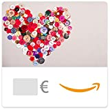 Cheque Regalo de Amazon.es - E-Cheque Regalo - Corazón