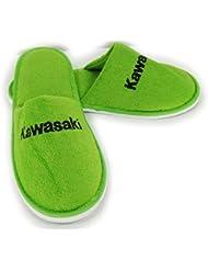 Kawasaki , Chaussons pour homme Vert kawasaki grün 41/42