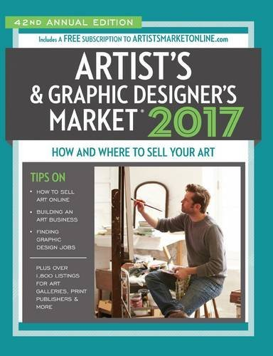 Artist's & Graphic Designer's Market 2017 (2016-11-16)