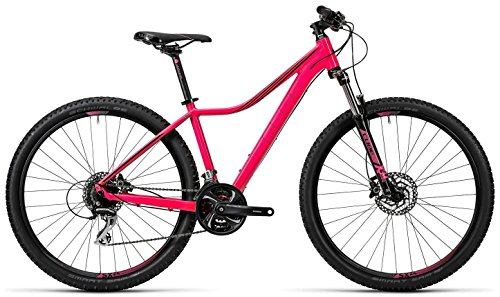 "Produktbild Cube Access WLS Pro 27.5R Womens Mountain Bike 2016 (Größe: 13.5"", Farbe: pink´n´black)"