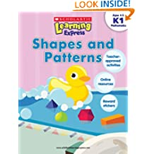Scholastic Learning Express K1 - Shapes and Patterns