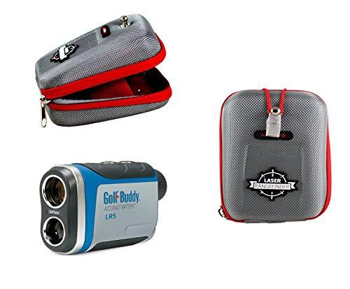 Navitech Pro Eva Hard Case / Cover / Schutz / Gehäuse für GolfBuddy LR5 Laser Rangefinder
