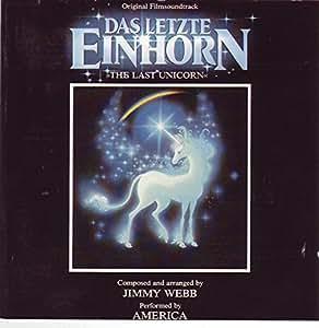 Jimmy Webb - Das Letzte Einhorn (Original Filmsoundtrack)
