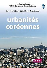 Urbanités coréennes par Valérie Gelézeau